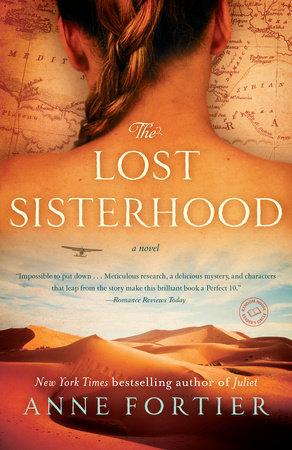 The Lost Sisterhood by Anne Fortier