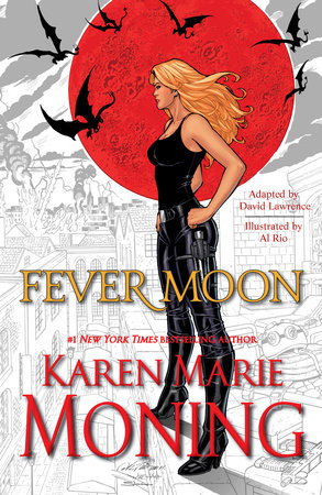 Fever Moon (Graphic Novel) by Karen Marie Moning