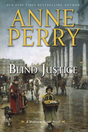 Blind Justice by Anne Perry