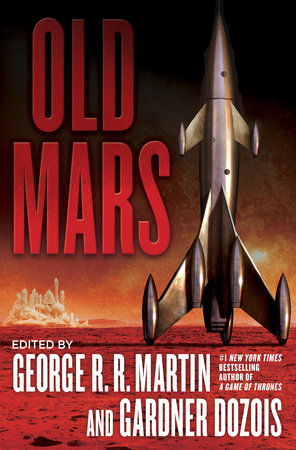 The cover of the book Old Mars