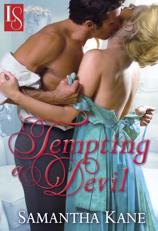 Tempting a Devil by Samantha Kane