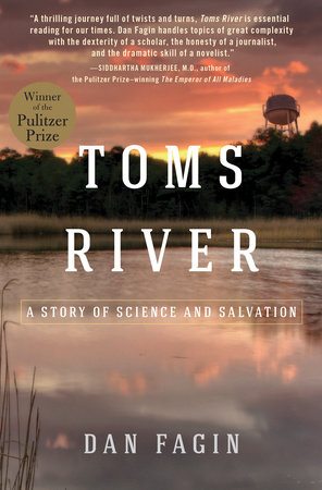 Toms River by Dan Fagin