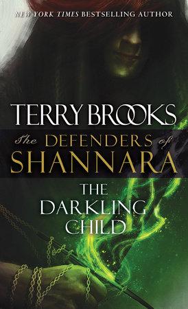 The Darkling Child Book Cover Picture