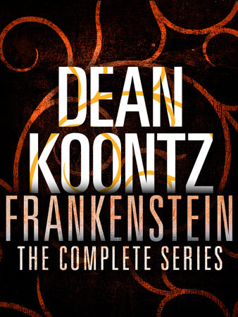The Frankenstein Series 5-Book Bundle