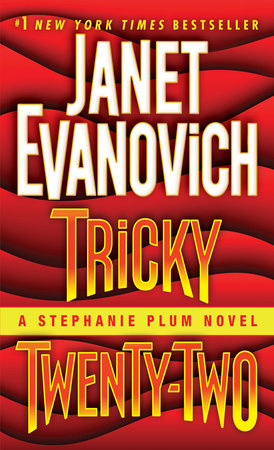 Tricky Twenty-Two Book Cover Picture
