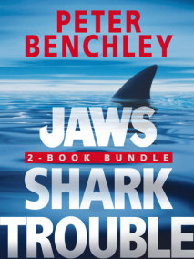 Jaws 2-Book Bundle: Jaws and Shark Trouble