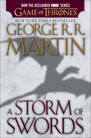 The cover of the book A Storm of Swords