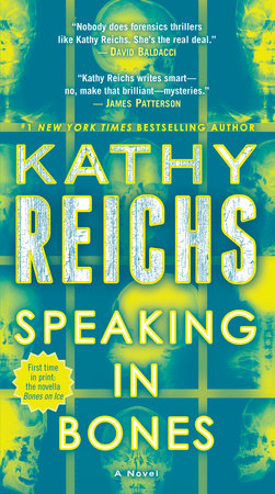 The cover of the book Speaking in Bones