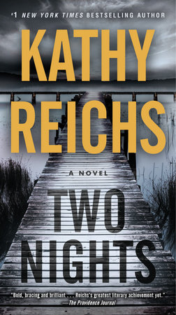 The cover of the book Two Nights