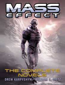 Mass Effect: The Complete Novels 4-Book Bundle