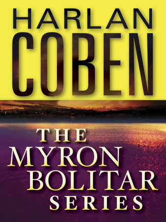 The Myron Bolitar Series 7-Book Bundle by Harlan Coben