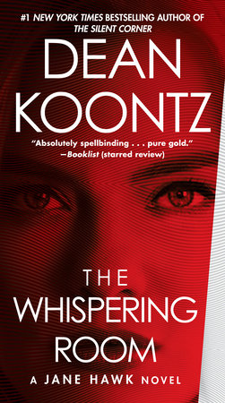 The cover of the book The Whispering Room