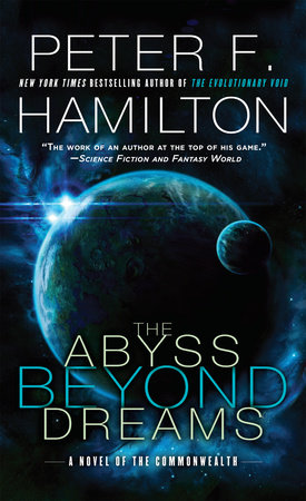 The Abyss Beyond Dreams Book Cover Picture