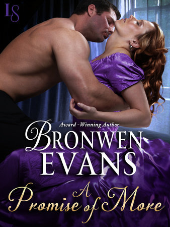 A Promise of More by Bronwen Evans