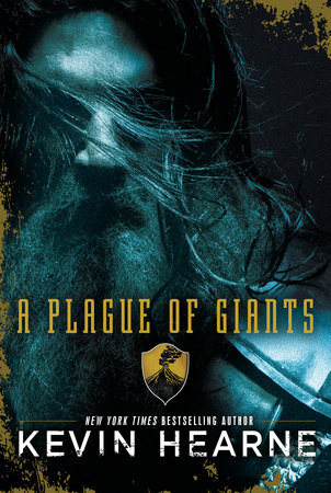 The cover of the book A Plague of Giants