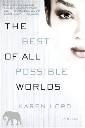 The cover of the book The Best of All Possible Worlds