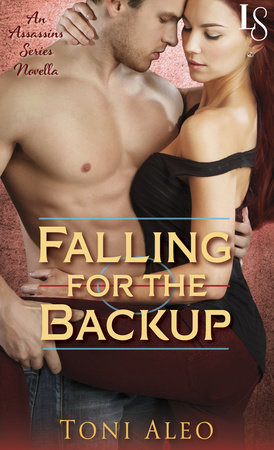 Falling for the Backup (Novella) by Toni Aleo