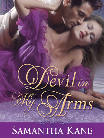 Devil in My Arms by Samantha Kane