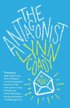 The Antagonist by Lynn Coady