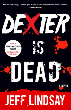 Dexter Is Dead Book Cover Picture