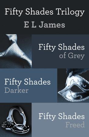 Fifty Shades Trilogy Bundle by E L James