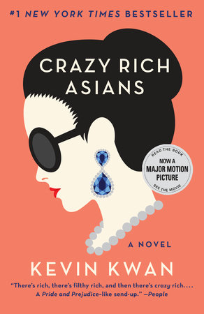Crazy Rich Asians Book Cover Picture