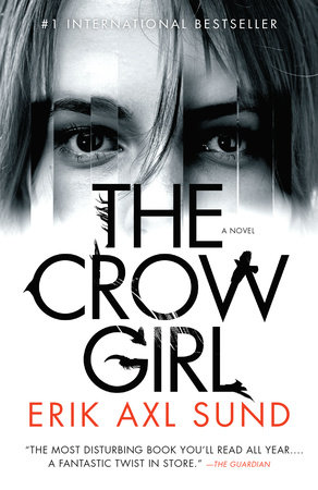 The cover of the book The Crow Girl