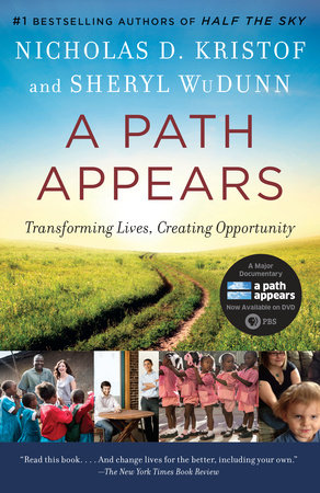 A Path Appears by Nicholas Kristof and Sheryl WuDunn