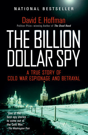 The cover of the book The Billion Dollar Spy