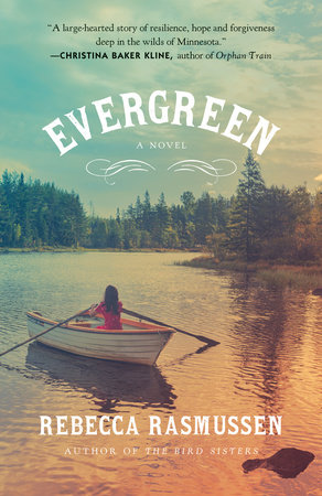 Book cover: Evergreen