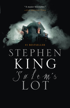 The cover of the book 'Salem's Lot