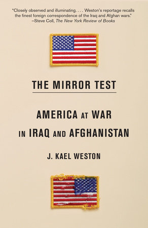 The cover of the book The Mirror Test