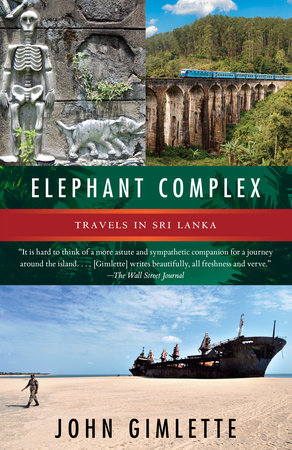 The cover of the book Elephant Complex