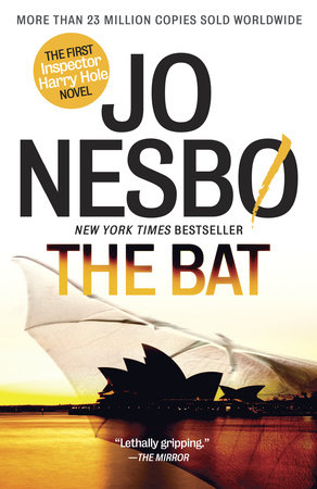 The cover of the book The Bat