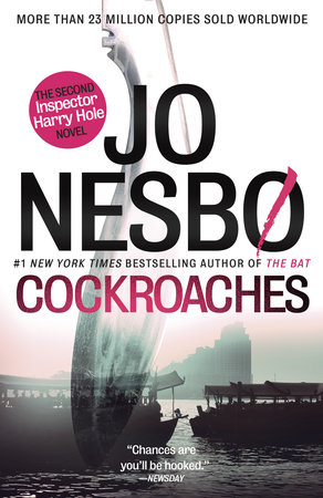 Cockroaches by Jo Nesbo