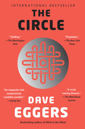 The cover of the book The Circle