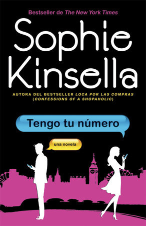 Tengo tu número by Sophie Kinsella