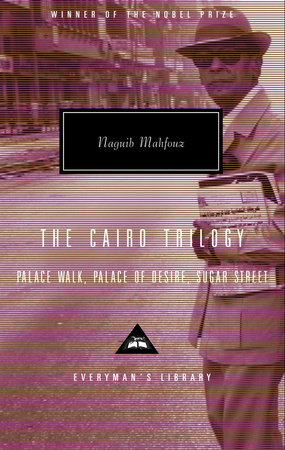 The cover of the book The Cairo Trilogy