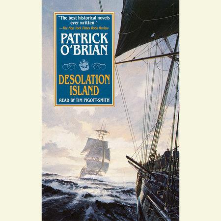 Desolation Island by Patrick O'Brian