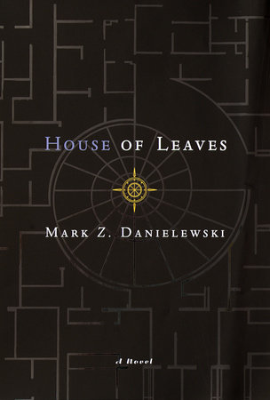 The cover of the book House of Leaves