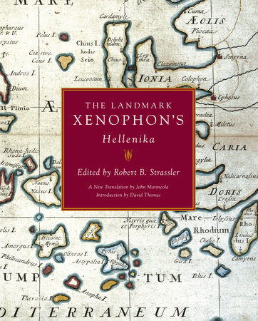 The Landmark Xenophon's Hellenika by