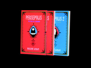 Persepolis Boxed Set