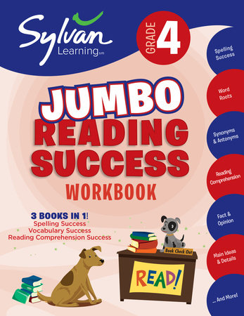 4th Grade Super Reading Success by Sylvan Learning