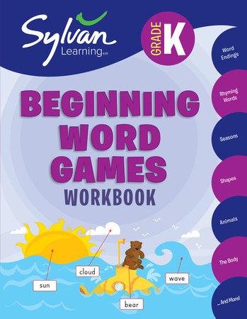 Kindergarten Beginning Word Games by Sylvan Learning