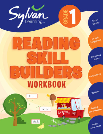 1st Grade Reading Skill Builders by Sylvan Learning