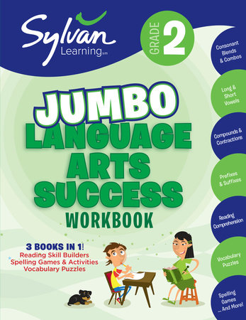 2nd Grade Language Arts Success by Sylvan Learning