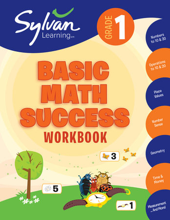 1st Grade Basic Math by Sylvan Learning