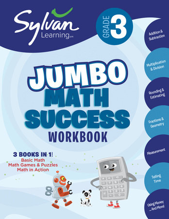 3rd Grade Super Math Success by Sylvan Learning