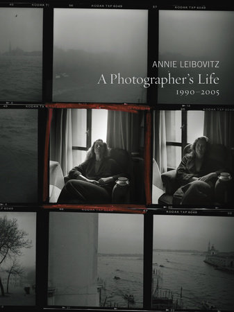 A Photographer's Life by Annie Leibovitz