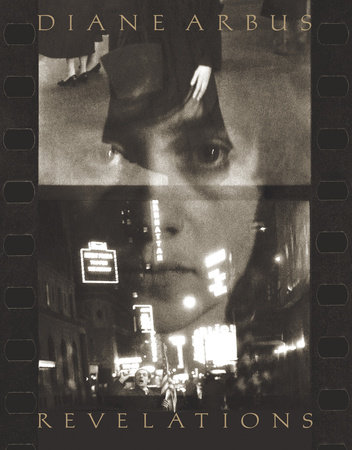 The cover of the book Diane Arbus: Revelations